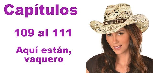 Capítulos 109 al 111