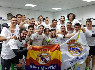 Real Madrid Finalista Champions Cardiff