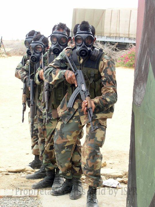 Special Service Group Commandos Photos