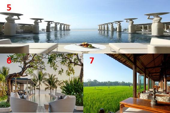 7 Hotel Termahal di Bali