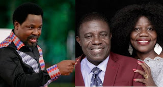 Prophet T.B. Joshua visited my wife to kill he, He's a fake prophet Nigerian Man tells it all
