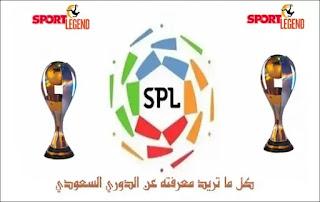 كل ما تريد معرفته عن الدوري السعودي