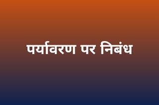 environment essay in hindi image