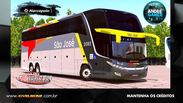 PARADISO G7 1600 LD - VIAÇÃO SÃO JOSÉ DO TOCANTINS
