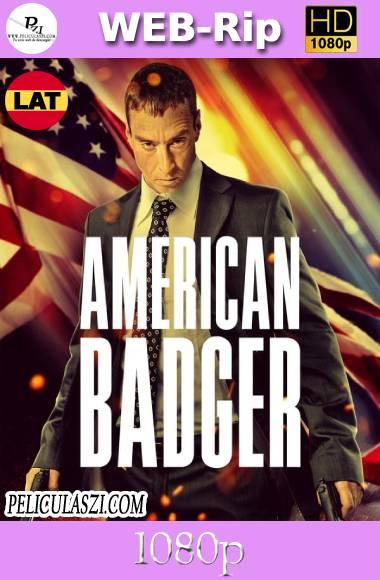 American Badger (2021) HD WEB-Rip 1080p Latino (Line)