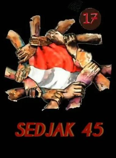 SEDJAK 45 2020: Semangat Daring Juang Kemerdekaan 45