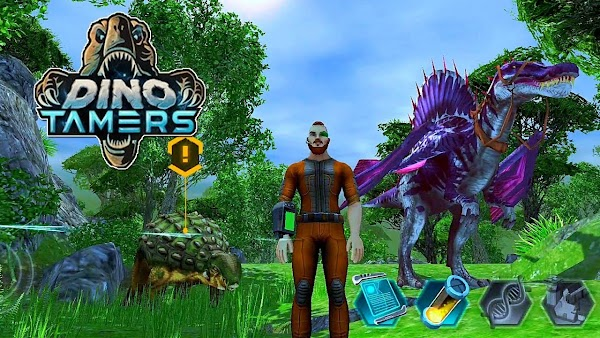 Dino Tamers - Jurassic Riding MMO 1.12 | resources not reduce