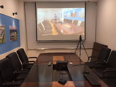 Triển khai giải pháp hội nghị truyền hình cho công ty Vina Sanwa