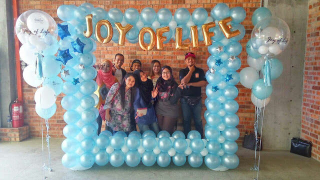 The Joy Of Life, Blogger Malaysia,