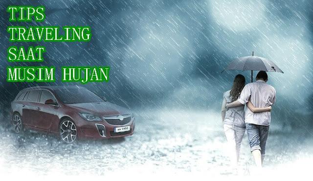 tips nyaman traveling saat musim hujan