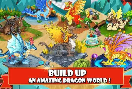 Dragon Battle Apk MOD