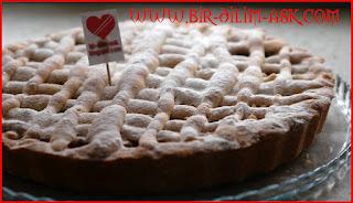 Elmalı Tart tarifi-bir dilim aşk