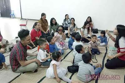 renungan kristen untuk anak sekolah minggu