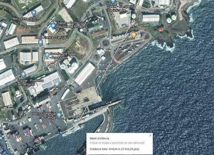 """A """"Beirute"""" da Madeira localiza-se no Caniçal"""