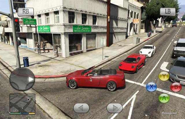 Resultado de imagem para GTA 5 no android