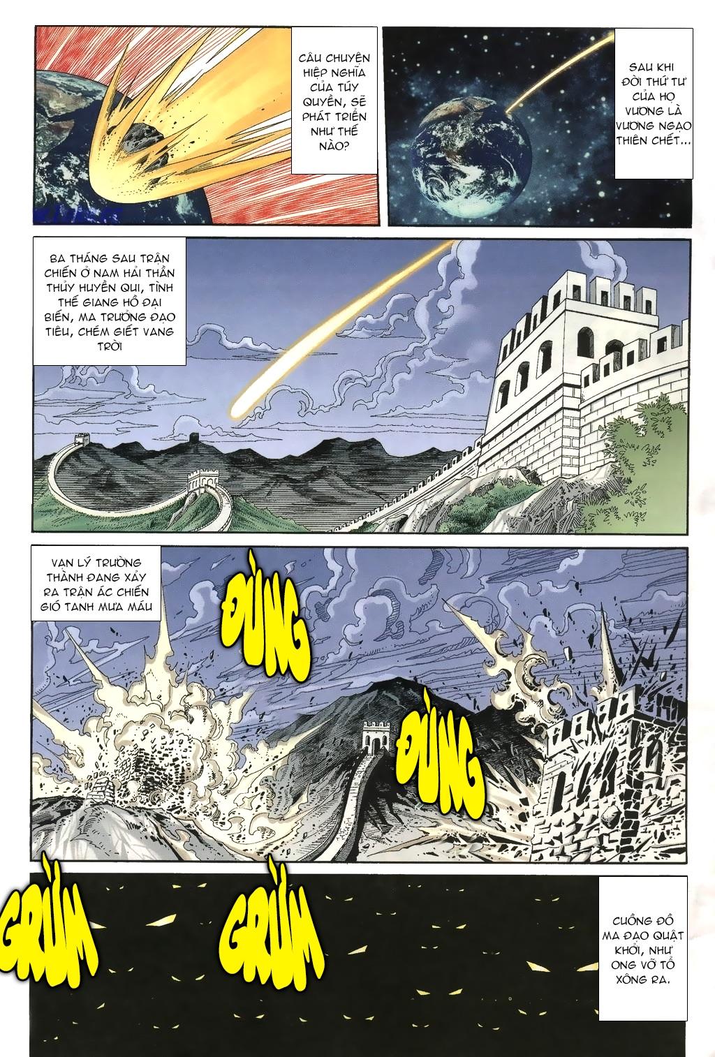 Thiên Hạ Vô Địch Lão Tổ Tông chap 1 - Trang 8