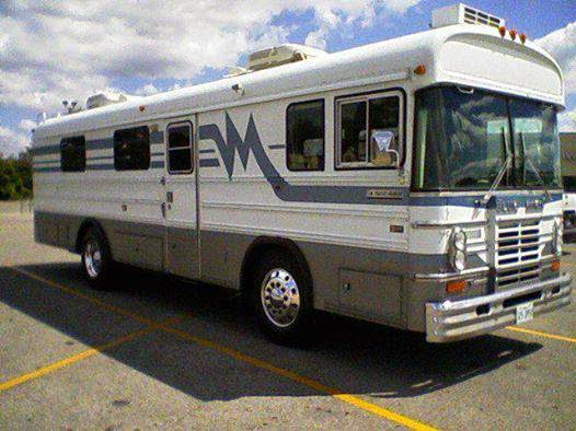 Used RVs Bluebird Wanderlodge Party Bus For Sale by Owner