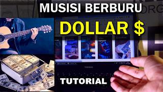 cara musisi menjual jasa secara online di luar negeri