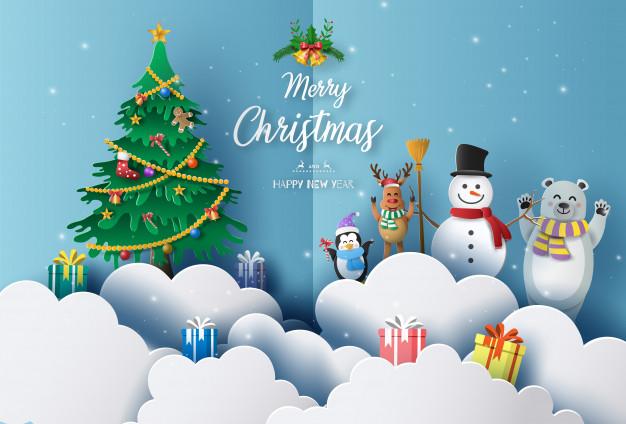 20 Gambar Ucapan Selamat Natal Dan Tahun Baru 2020 Ngeselin Com Berita Paling Ngeselin Untuk Dibaca