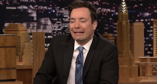 Fallon's ratings dip as Colbert closes gap in key demographic