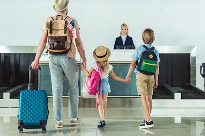 5 Tips Traveling Bersama Anak Yang Perlu Anda Ketahui