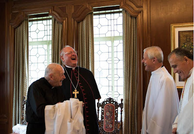 McCarrick and friends