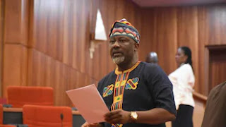 Breaking!!!: Tribunal Sacks Dino Melaye As Kogi West Senator, Orders Fresh Election