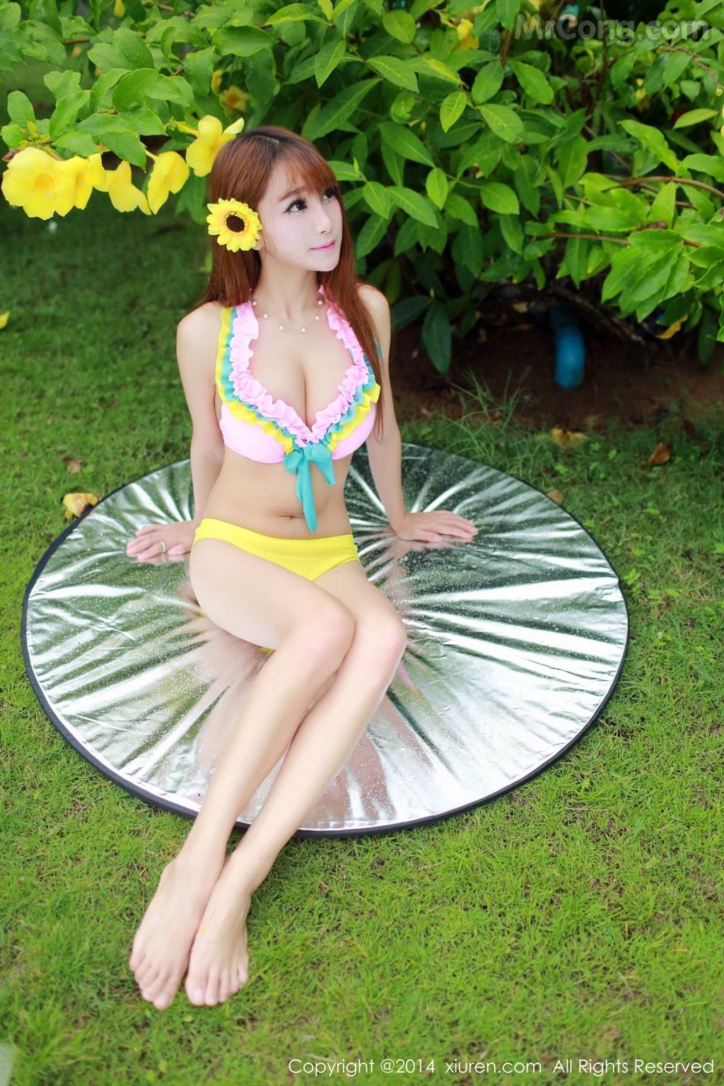 XIUREN No.216: Model Annie (子纯儿) (56P)