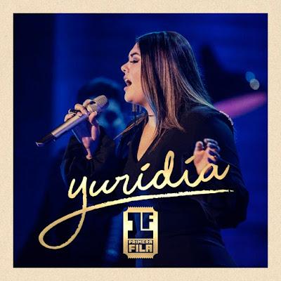 Yuridia Primera Fila 2017 DVD R1 NTSC Latino