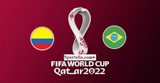 Colombia vs Brazil