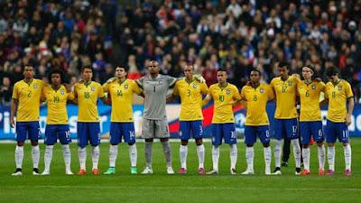 Horário do jogo Brasil x Colômbia - Copa América - Quarta-feira 17 de junho - 17/06/2015