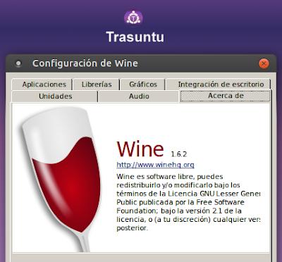 Acerca de Wine
