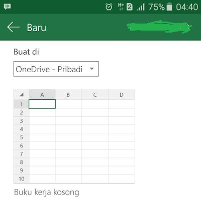 Inilah Trik Menggunakan Microsoft Excel di Android dengan Mudah!