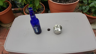 Beer Trap For Slugs