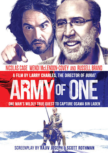 Army of One 2016 Full Movie Download