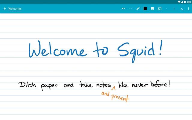 تنزيل تطبيق Squid APK FULL لاجهزة الاندرويد النسخة المدفوعة اخر تحديث مجانا
