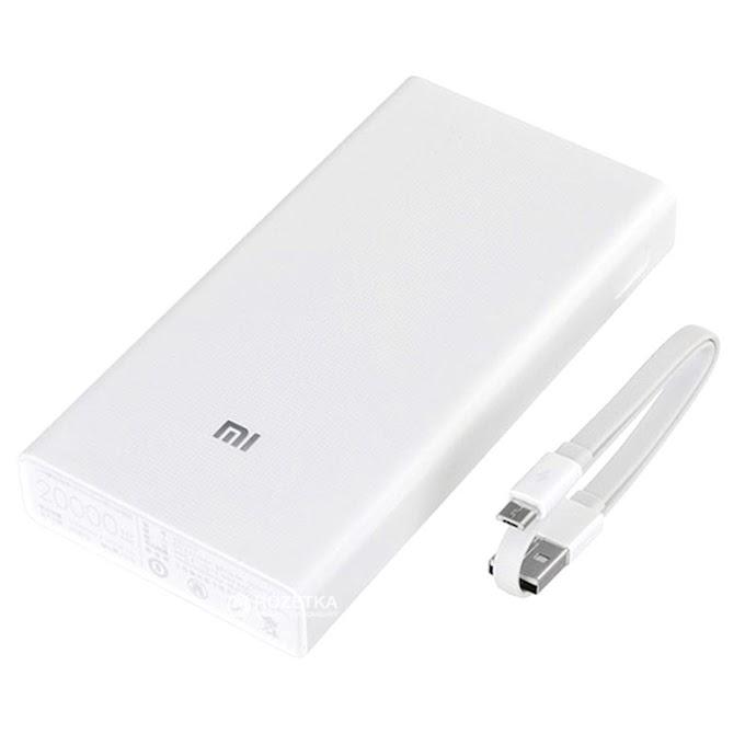 Xiaomi 20000mah Power Bank (Review)