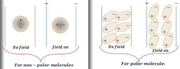 What is polarization of bond?