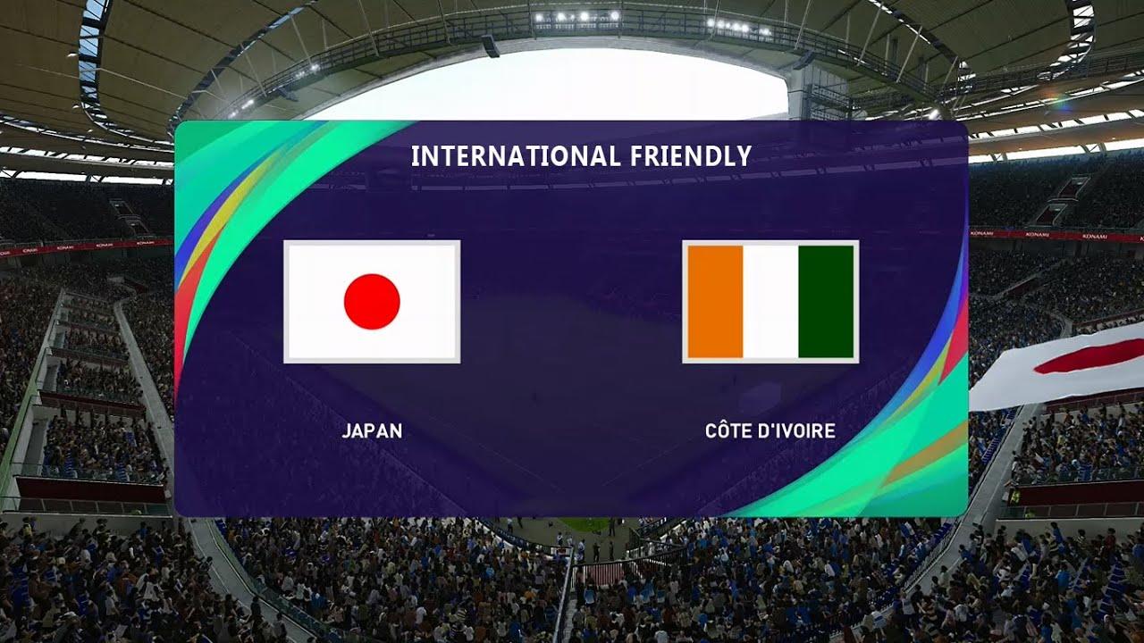 بث مباشر مباراة كوت ديفوار واليابان