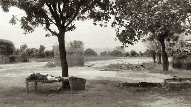 Monsuunin kuumuutta Intiassa