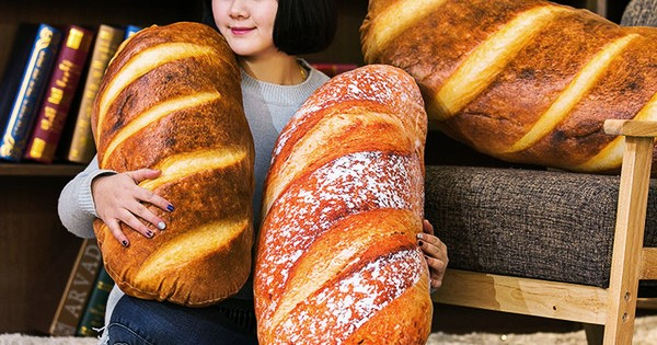 pillow bread tendenza estate 2019