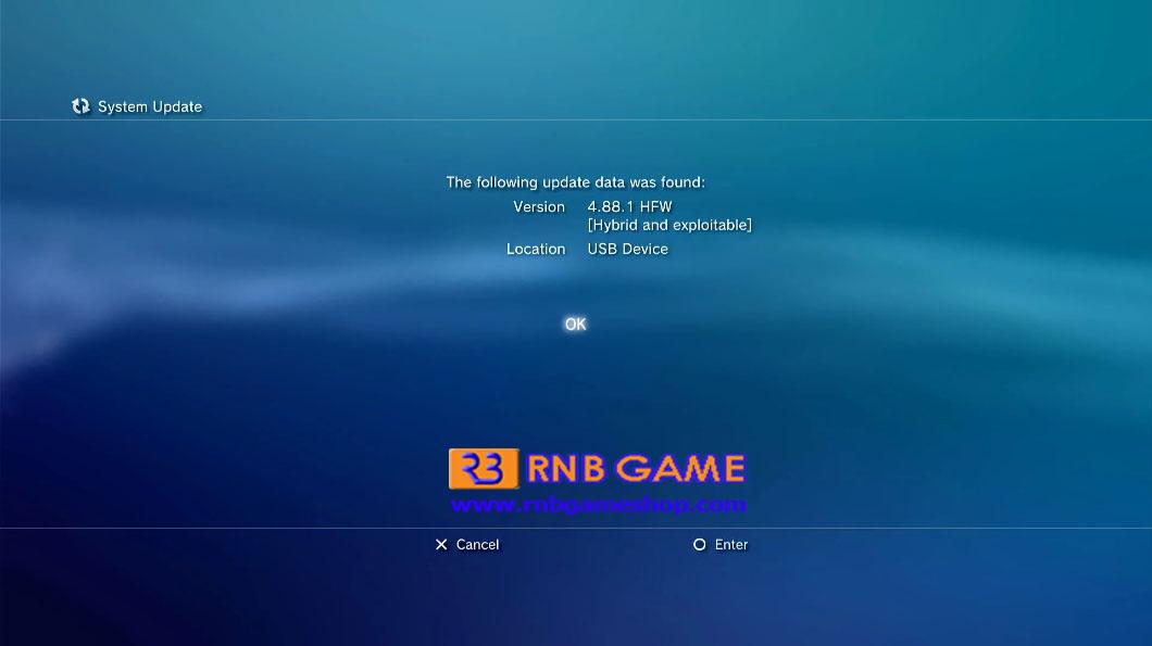Download dan Update PS3 HFW 4.88.1 (Hybrid Firmware)