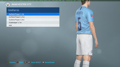 PES 2019 Kitserver by Juce