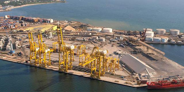 Projets, port, autonome, développement, économie, infrastructures, transport, réhabilitation, modernisation, terminal, routes, maritimes, bateaux, navires, conteneurs, LEUKSENEGAL, Dakar, Sénégal, Afrique