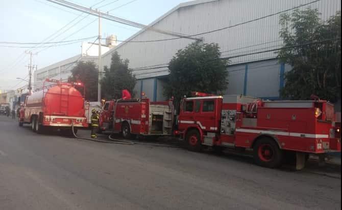 Fabrica, urgencias, humo