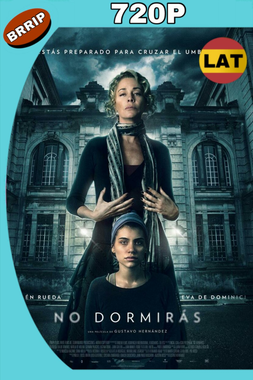 NO DORMIRÁS (2018) BRRIP 720P LATINO MKV