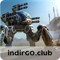 walking war robots hile apk