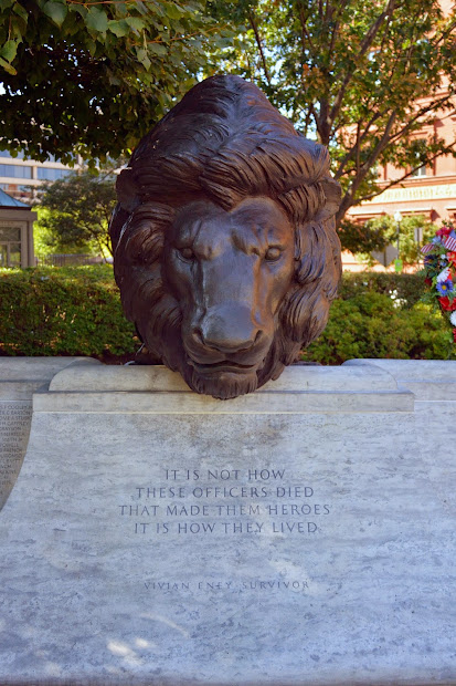 National Law Enforcement Officers Memorial Fund August 2014