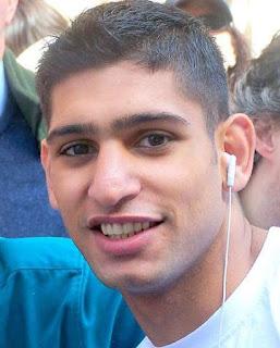 boxeador ingles, boxeador arabe, amir khan
