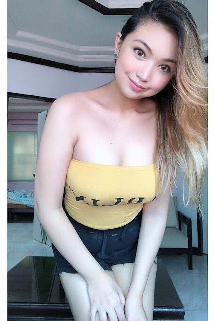 Hot and sexy photos of beautiful busty asian hottie chick Pinay social media influencer Ally Salvador photo highlights on Pinays Finest sexy nude photo collection site.